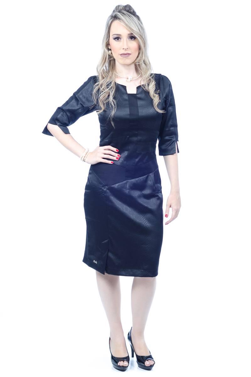 Vestido Kauly Recortes 1121