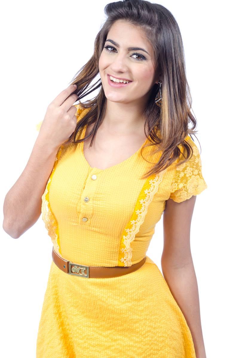 Vestido Mulata Café Raio de Sol 2699