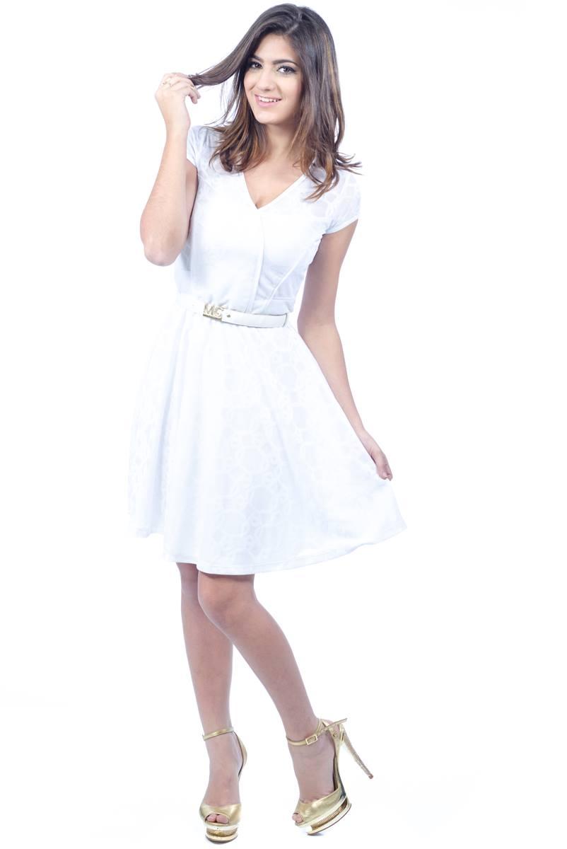 Vestido Mulata Café Glamour 2809