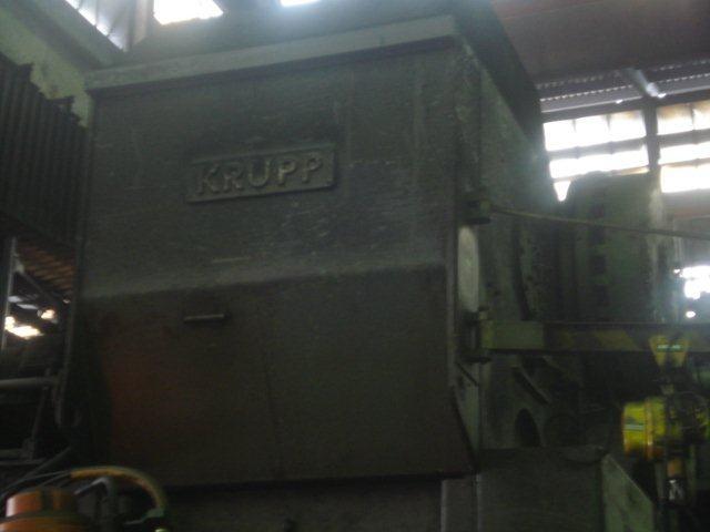 Prensa Exc. F. Fricção Krupp 800 Tf