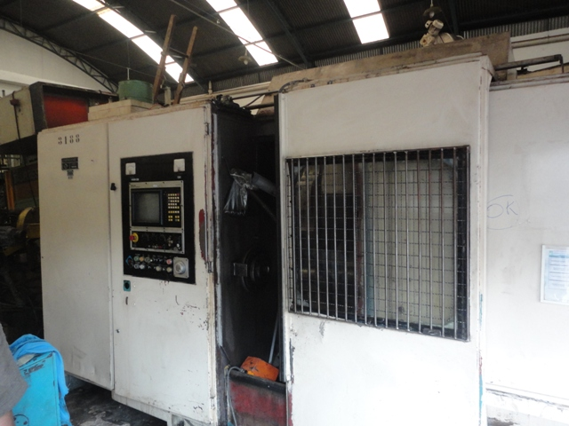 Torno CNC Promecor SMT 30