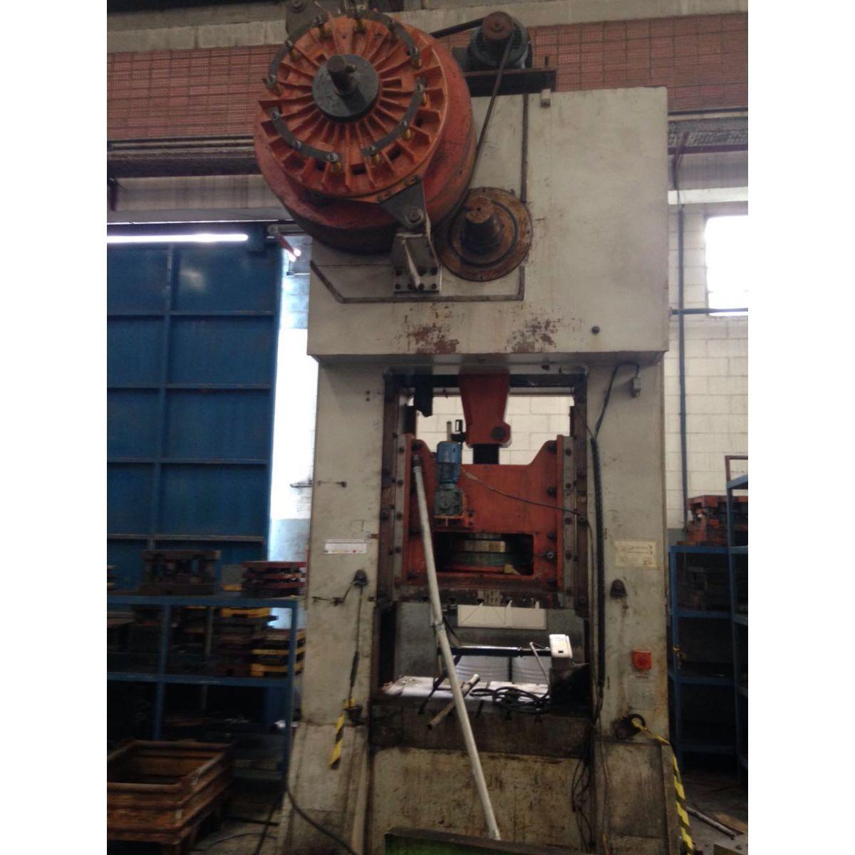 Prensa Exc Freio e Fricção  Jundiaí 350 ton