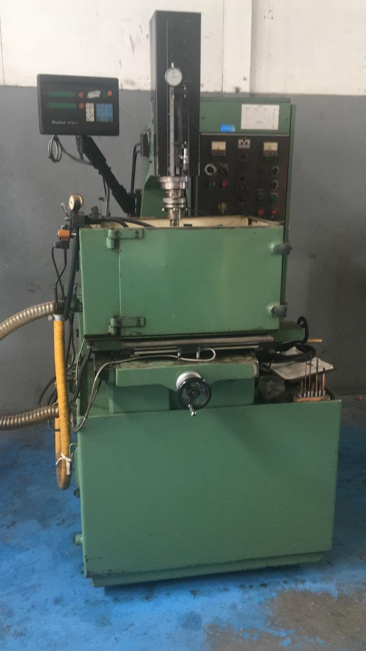 Eletroerosão Penetração Isotron