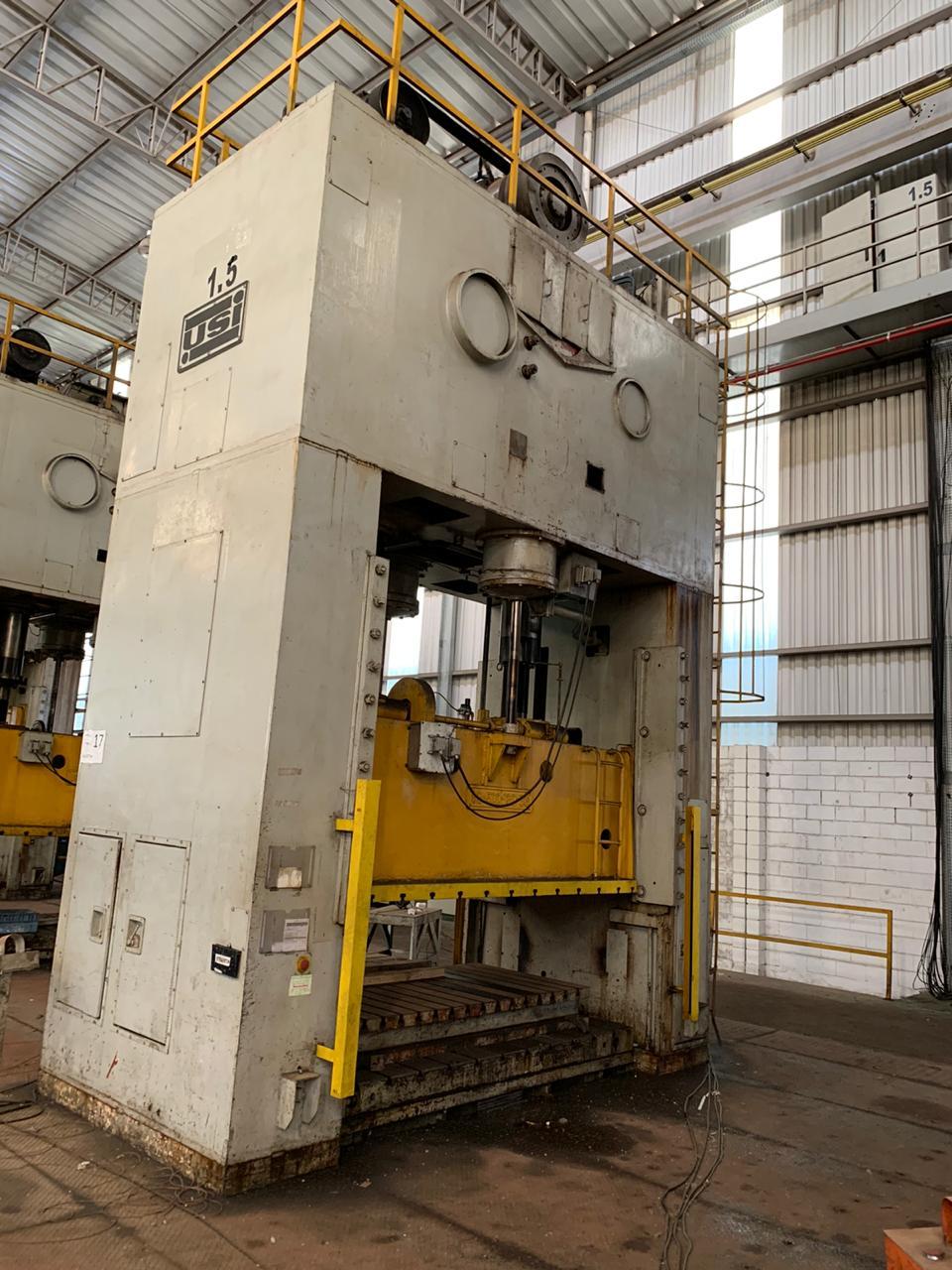 P17-Prensa Excêntrica tipo H USI 500 ton 3045mm x 1680mm