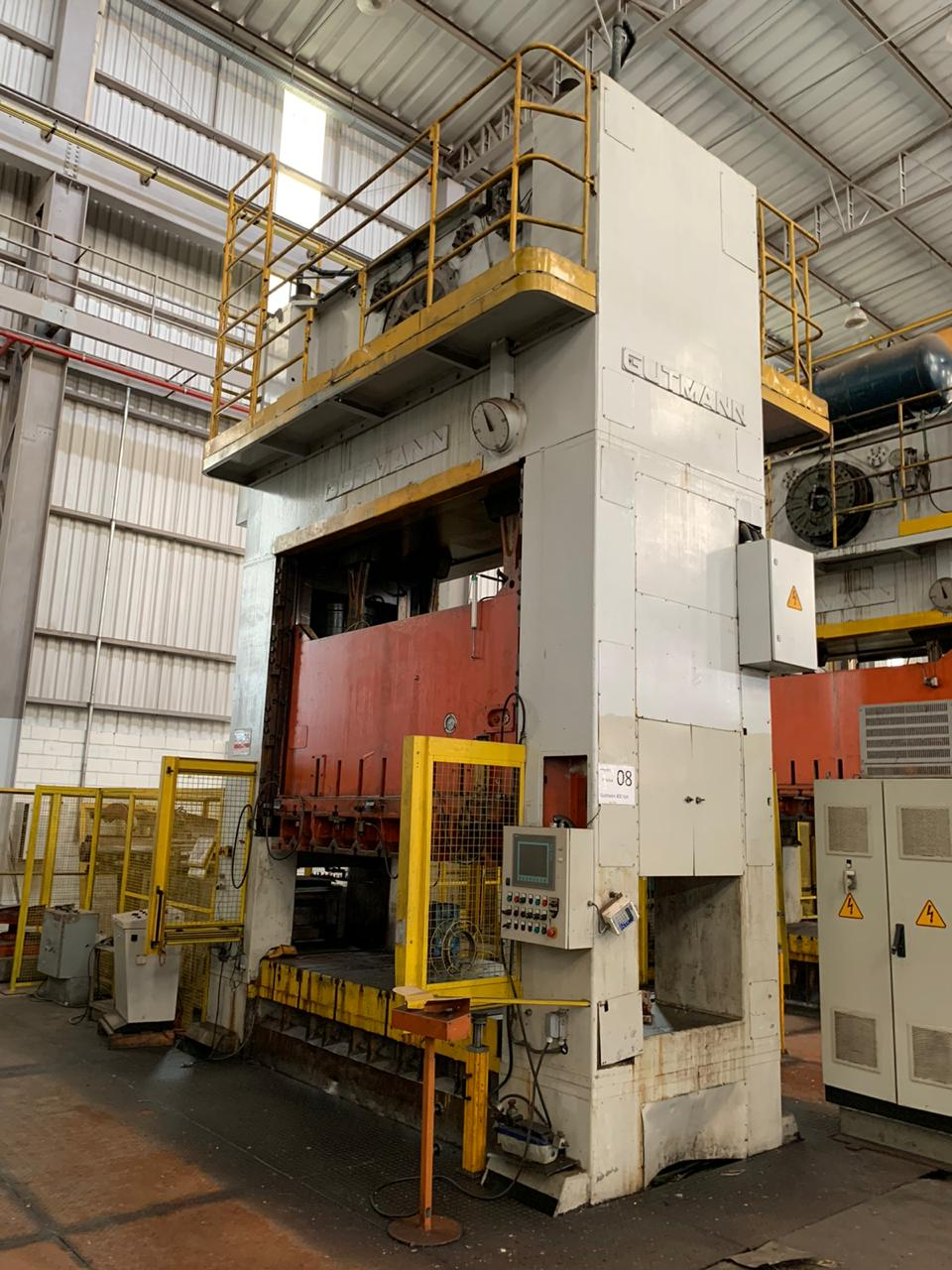 P9-Prensa Excêntrica H Erfut 315 ton