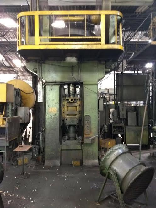 Prensa Freio fricção Gutmann 800 ton