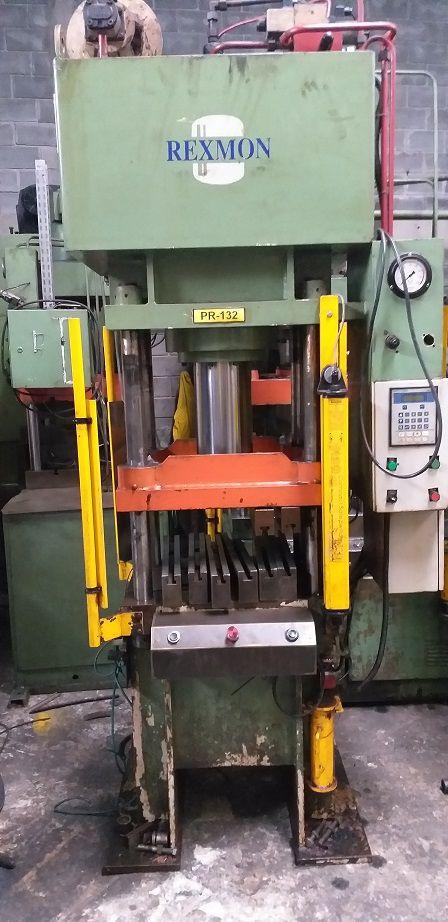 Prensa Hidráulica Rexmon 60 ton