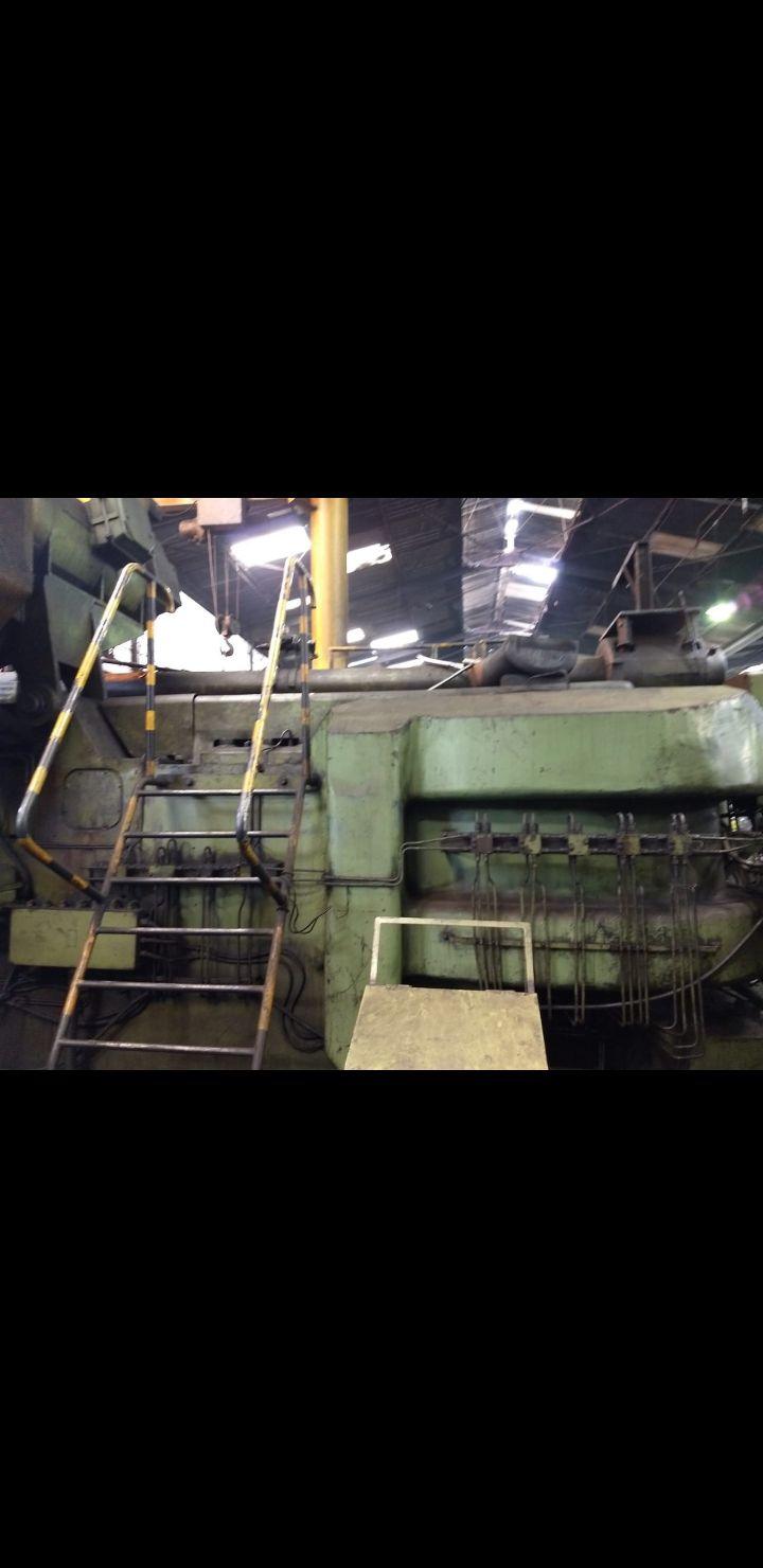 Recalcadora Smeral  LKH 1200 S,  - AEG Comercial