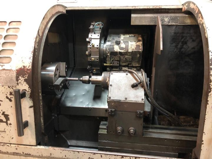 Torno CNC Travis TR 30 L   - AEG Comercial