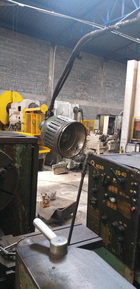 Torno Mecânico Romi E-45A  - AEG Comercial