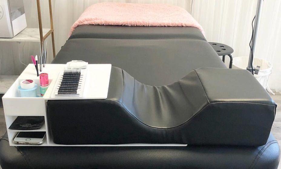 Suporte De Acrílico para Travesseiro Lash Pillow