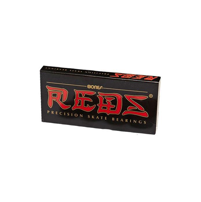Rolamentos Reds Bones  - Rock Shop Skate Megastore