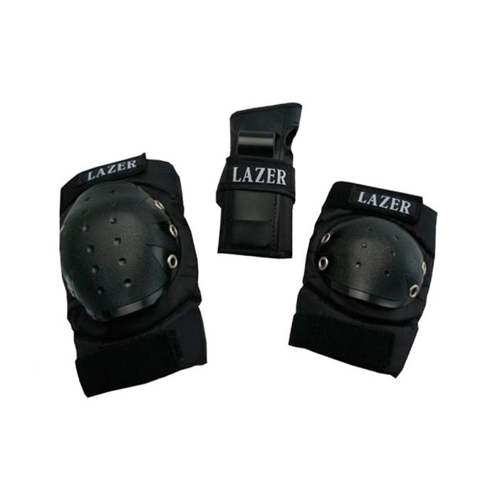 Kit de Proteção Lazer 611  - Rock Shop Skate Megastore