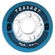 Rodas Traxart para Patins 76 mm jg com 04 rodas