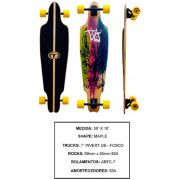 Longboard Traxart DM-465
