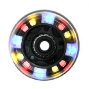 Rodas Luminosas Led  jg com 04 rodas
