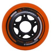 Rodas para patins 80 mm dureza 88A jg com 04 rodas