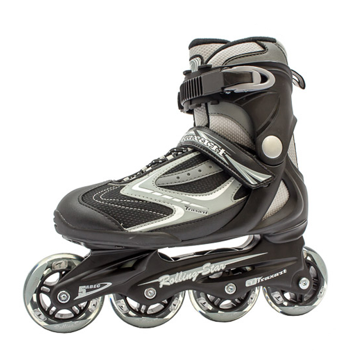 Patins Traxart Rolling Star Gray - Rock Shop Skate Megastore