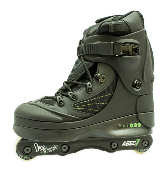 Patins Traxart  Daciel Monster  - Rock Shop Skate Megastore