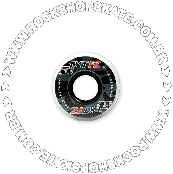 Rodas Traxart FZ 56mm  - Rock Shop Skate Megastore