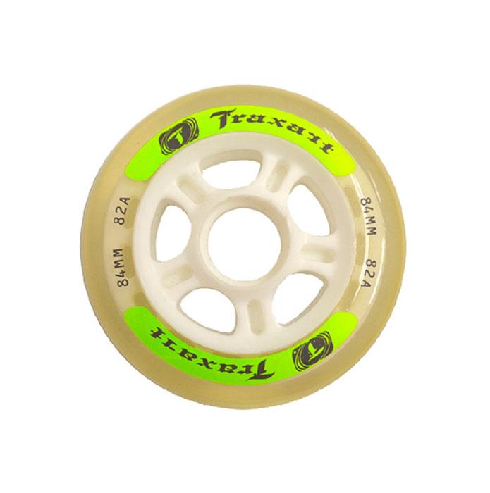 Rodas Traxart 84mm jg com 04 rodas  - Rock Shop Skate Megastore