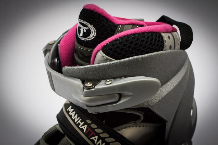 Patins Traxart Manhattan Pink  - Rock Shop Skate Megastore