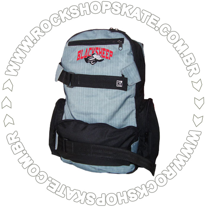 Mochila Black Sheep Spine  - Rock Shop Skate Megastore
