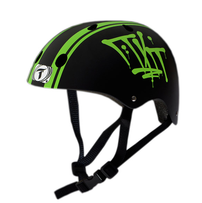 Capacete Traxart Stripes  - Rock Shop Skate Megastore