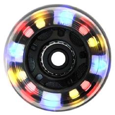 Rodas Luminosas Led  jg com 04 rodas  - Rock Shop Skate Megastore