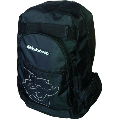 Mochila Black Sheep Fiber  - Rock Shop Skate Megastore