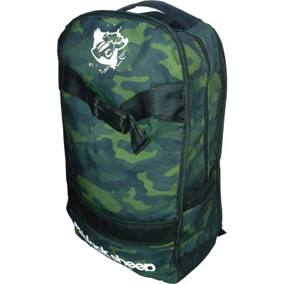 Mochila Black Sheep Army  - Rock Shop Skate Megastore