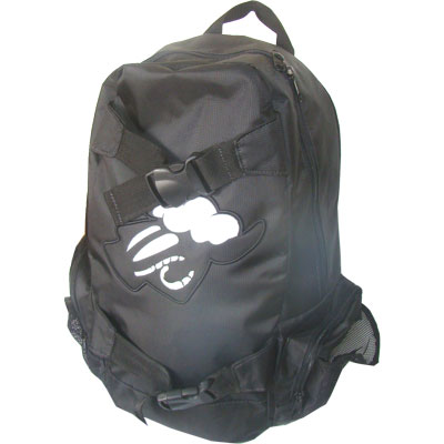 Mochila Black Sheep com Porta Skate Clean  - Rock Shop Skate Megastore