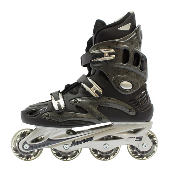 Patins Traxart AirFlow Gray - Rock Shop Skate Megastore