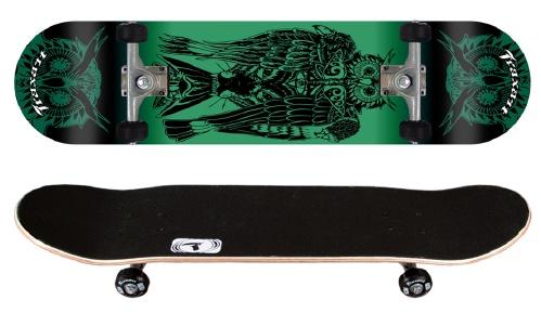Skate Traxart Iniciante DS - 187  - Rock Shop Skate Megastore