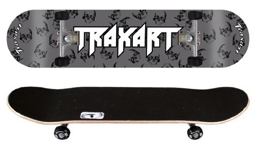 Skate Traxart Iniciante DS - 189  - Rock Shop Skate Megastore