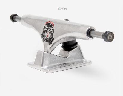 TRUCK CRAIL LINCOLN UEDA SILVER 149 MM  - Rock Shop Skate Megastore