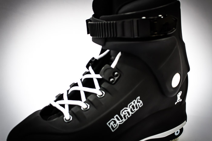 Patins Traxart Black  - Rock Shop Skate Megastore