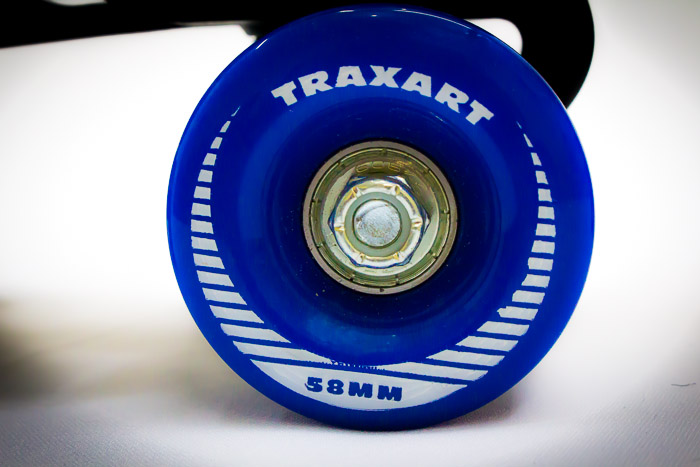 Patins Traxart Prime-X Azul  - Rock Shop Skate Megastore