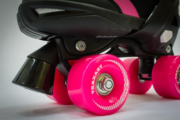 Patins Traxart Prime-X Pink  - Rock Shop Skate Megastore