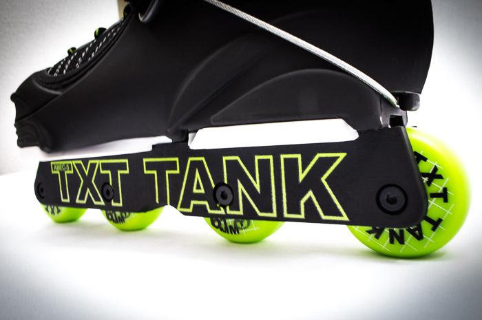 Patins Traxart Tank  - Rock Shop Skate Megastore