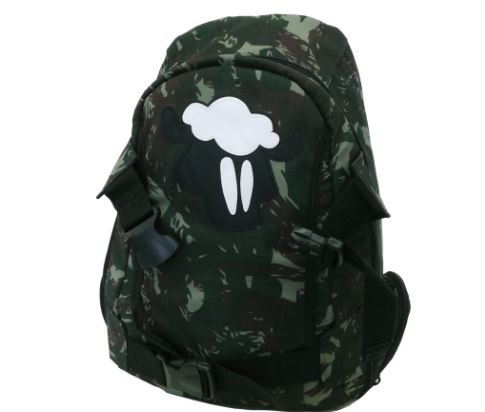MOCHILA CAMUFLADA BLACK SHEEP  - Rock Shop Skate Megastore