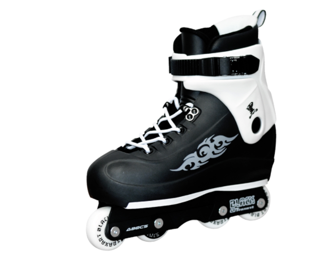 Patins Black Tribal  - Rock Shop Skate Megastore
