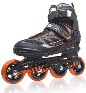 Patins Softrax Orange  - Rock Shop Skate Megastore