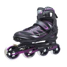 Patins Softrax Roxo  - Rock Shop Skate Megastore