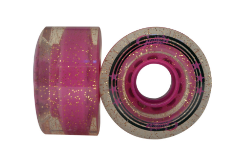 Roda Glitter para patins Quad   - Rock Shop Skate Megastore