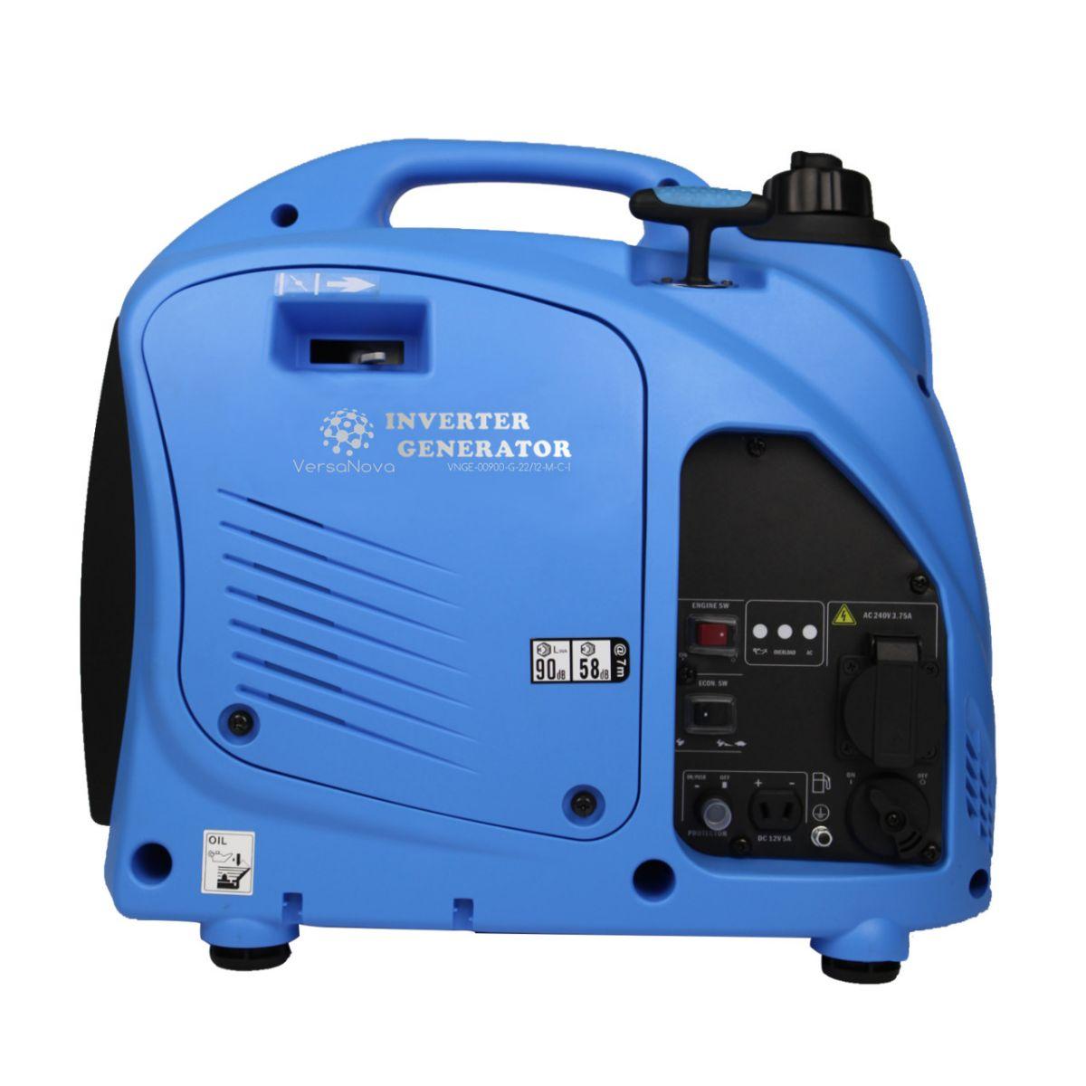 Gerador Inverter Gasolina Dealing.c 1kva Silencioso