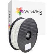 Filamento Mármore PLA  VersaMídia 3D Premium  1.75mm Black Spool