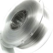 Filamento PETG Premium Translúcido 1.75mm 1Kg Impressão 3D