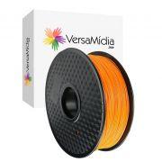 Filamento PLA Fluorescente VersaMídia 3D Premium  1.75mm Black Spool 11513