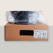 Filamento PLA Opaco Premium VersaMídia 3D  1.75mm 1Kg / Cinza - Cód.11504